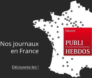 presse locale hebdomadaire France Publihebdos