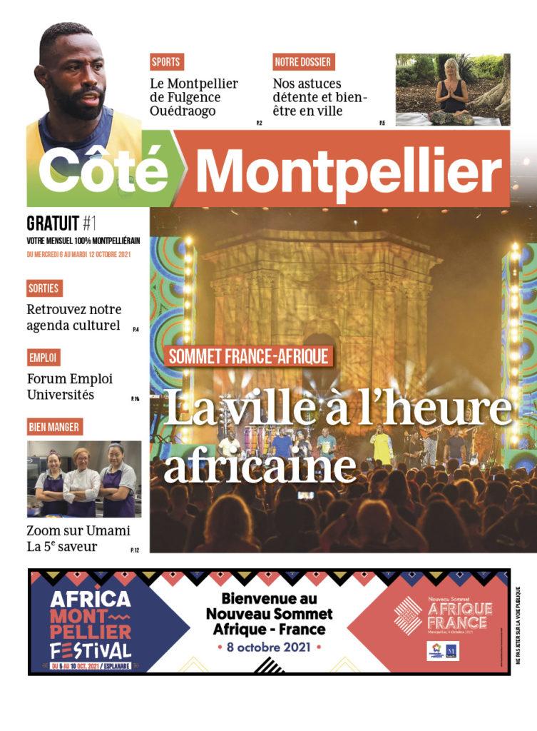 Occitanie – lancement de Côté Montpellier, nouveau journal gratuit d'information